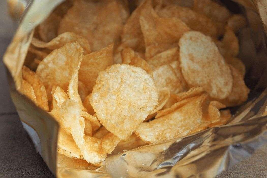 Tüte Chips